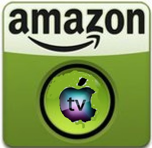 Amazon Coming To Apple TV