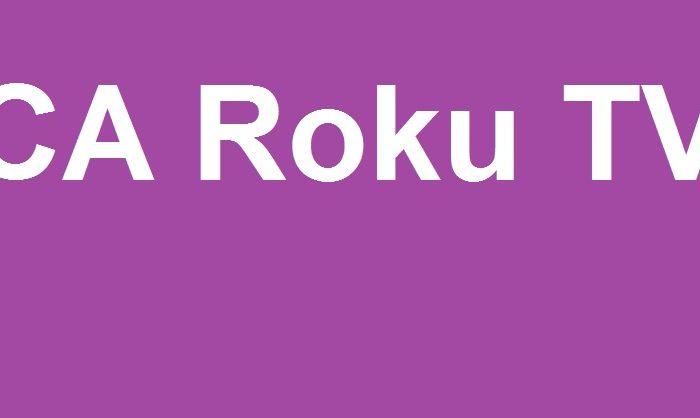 RCA Releases Roku Powered TV