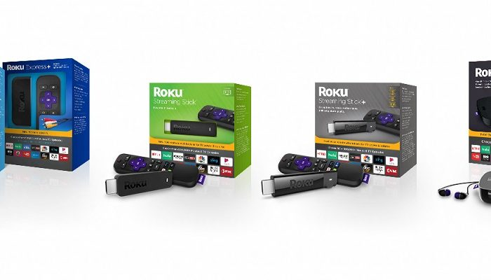 New Roku's Announced