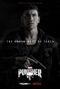 The Punisher is coming to Netflix this November