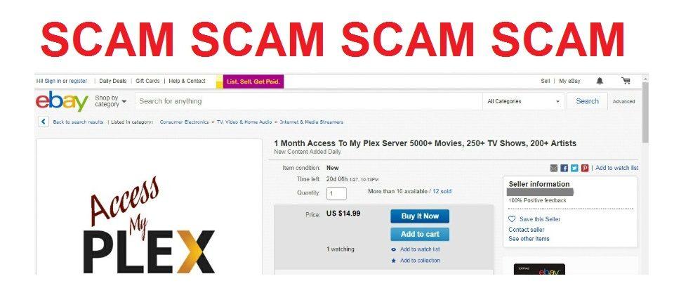 Beware This Plex Scam | The Streaming Advisor