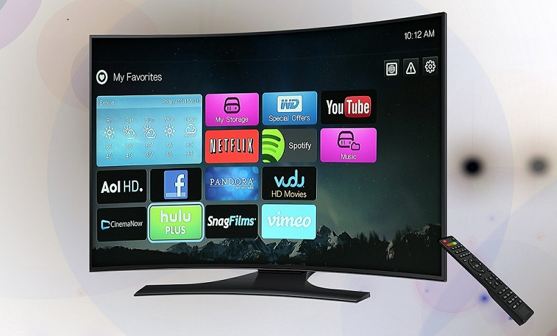 Vizio Shows Why Smart Tvs Cant Beat Set Top Streamers The