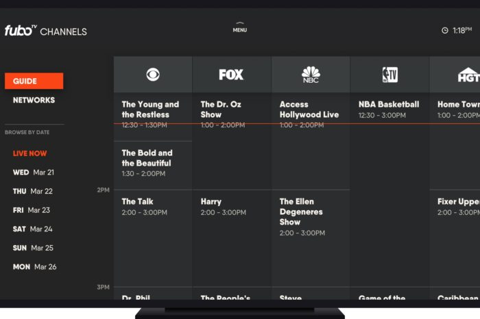 Fubo TV Expands Offerings