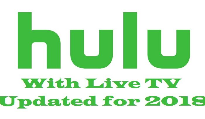 Hulu With Live TV Review video Demonstration 2018