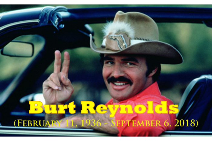 Tribute to Burt Reynolds