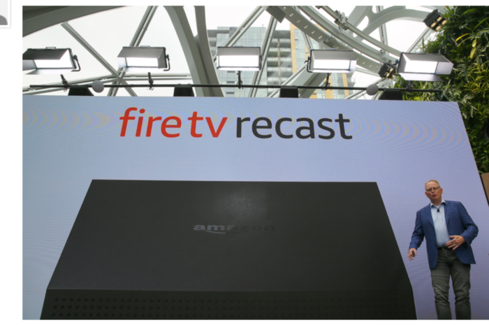 Does Fire TV Have A DVR? Recast Tuner and And DVR For Fire TV And Show