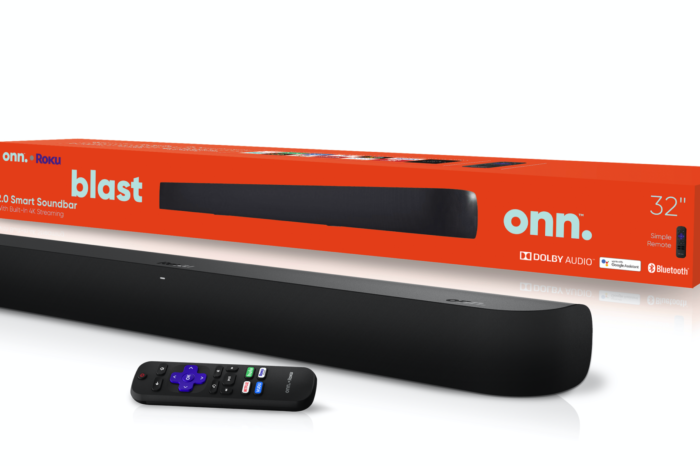 Roku And Walmart Announce ONN Soundbar