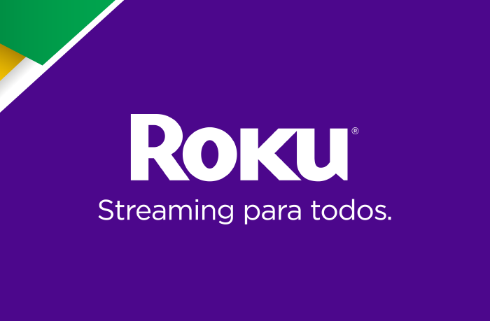 Roku TV's Now Available In Brazil