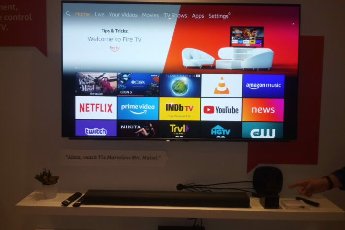 TCL Partners With Amazon On Amazon Fire TV Powered Soundbar